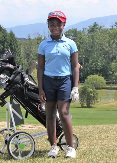 Joëlle Johnson, Championne junior 2019